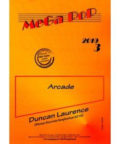 Duncan Laurence: Arcade (Keyboard)