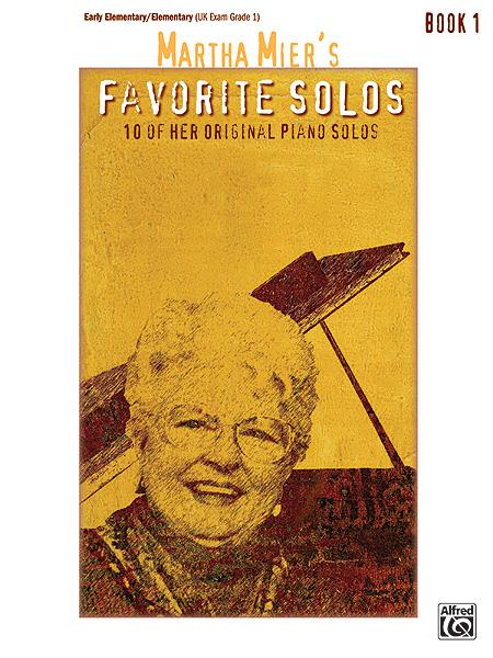 martha mier favorite piano solos