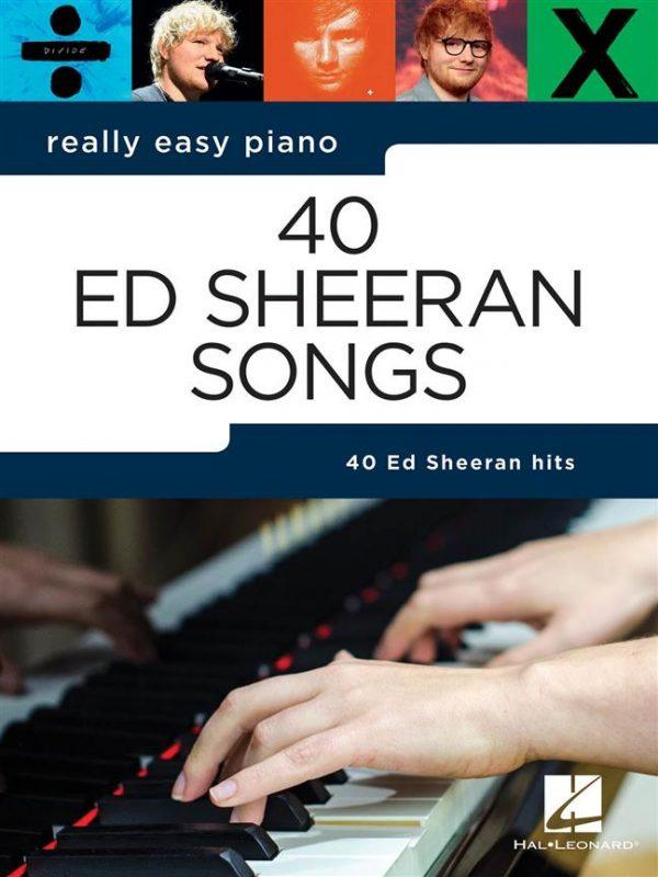 40 ed sheeran songs