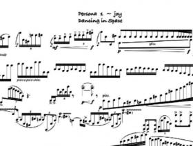 Overgangsdynamiek tekens in de bladmuziek