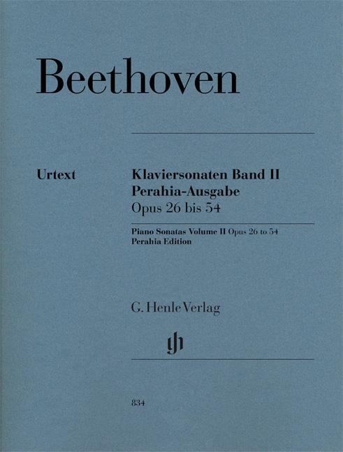 Beethoven: Piano Sonatas Volume II