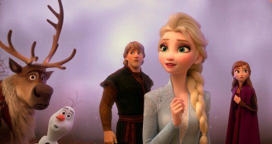 Filmmuziek Frozen 2 voor piano