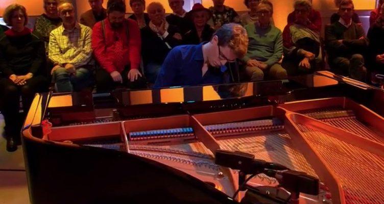 Engelse Suites van Bach geven rust