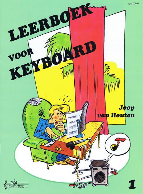 leerboek voor keyboard