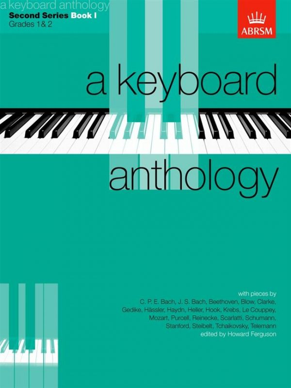 a keyboard anthology
