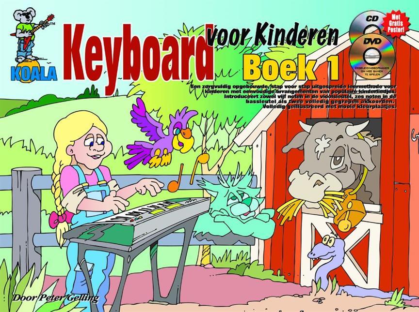 keyboad voor kinderen