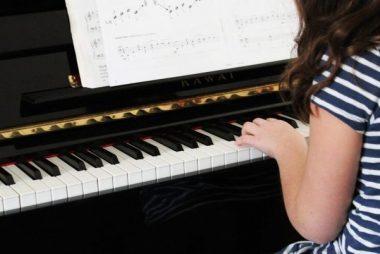kinder pianomuziek